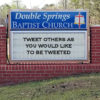 Church Sign - October 28, 2018